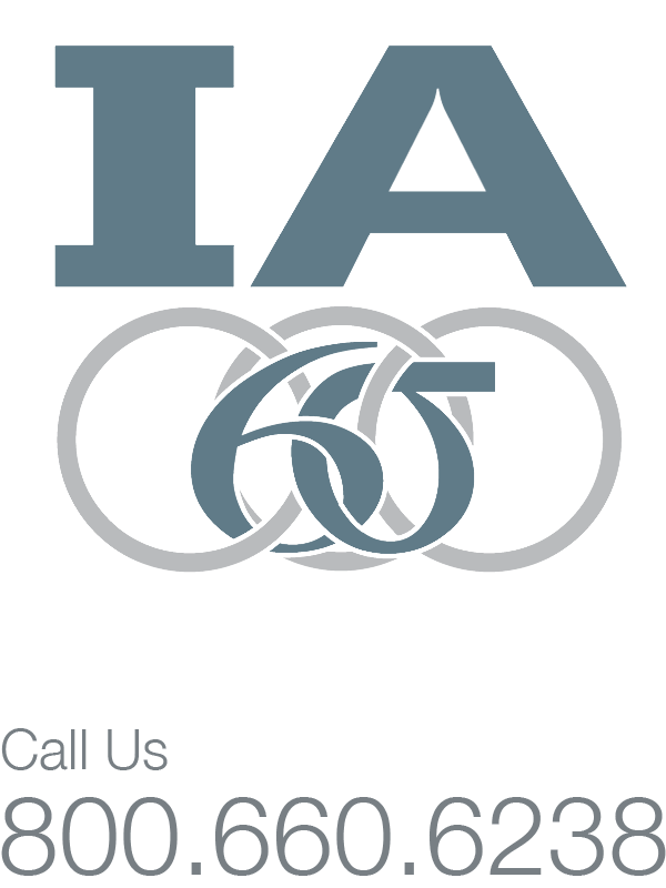 IA Business Advisors Retina Logo